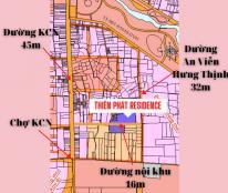 Cần bán gấp lô đất ngay KDL Giang Điền mặt tiền đường 40m full thổ cư