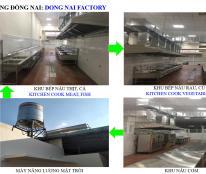 Cần sang xưởng cung cấp suất ăn công nghiệp -  Phường Hố Nai, TP Biên Hòa , Đồng Nai