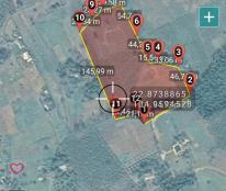 Gia đình cần bán đất vườn cách UBND xã Phong Quang 600m