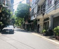 Bán nhà khu phân lô 319 Tam Trinh, Hoàng Mai, ô tô vào thoải mái, 55m2,4 tầng, giá 6,5 tỷ