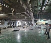 Cho thuê nhà xưởng khu vực Tân Định Bến Cát. DT 2700m2. LH 0826737274
