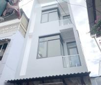 Nhà mới đẹp, 2 lầu, nở hậu 3.8*11.6m hẻm 181 Âu Dương Lân P2 Q8