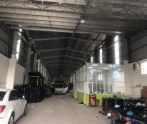 Thuê xưởng Tân Định Bến Cát. DT 1100m2. Điện 3 pha. LH 0826737274