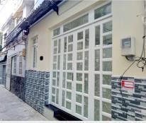 Bán nhà 1 lầu hướng Tây hẻm 60 đường Lâm Văn Bền, Quận 7