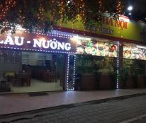 Cần sang nhượng nhà hàng tại Tu Hoàng ngã tư Nhổn.
