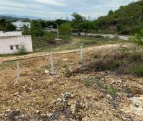 Bán rẻ lô đất ngay sát khu tái định cư Đất Lành đường Phong Châu, xã Vĩnh Thái, Nha trang