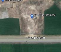 Bán lô đất mặt tiền Quốc lộ 27c, Xã Diên Hoà, Huyện Diên Khánh,khánh hòa dt 4819m giá siêu rẻ