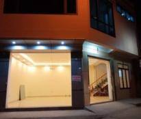 Chính chủ cần cho thuê mặt bằng kinh doanh tại số 06 Cầm Bá Thước .P.Lam Sơn – tp Thanh Hóa .