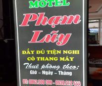 Motel phạm lũy cho thuê trọ tháng.Giá: 3tr/tháng