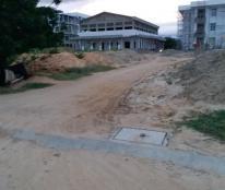 Chính chủ cần bán lô đất 2 mặt tiền, đối diện trường mới Lê Quý Đôn.