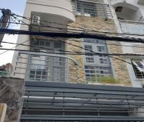 Nhà 4 tầng kiên cố HXH 62 Lâm Văn Bền, 4 x 14m, chỉ 4.4 tỷ