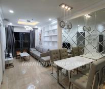 Cho thuê căn hộ Monarchy tầng cao nội thất hiện đại giá 13 triệu/th TL - Toàn Huy Hoàng