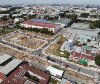 Bán đất nền mặt tiền Tp Thuận An, gần khu Vsip, giá từ 1.8 tỷ/nền, sổ hồng riêng