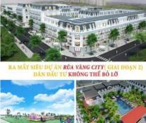 Mở bán dự án tại Khu Đô Thị Rùa Vàng Hố Vôi - Lạng Giang - Bắc Giang.