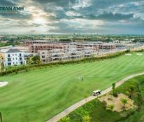 Sổ riêng, bán biệt thự 1 trệt 2 lầu nằm trong sân golf quốc tế. LH: 0968600975