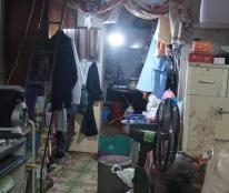 Chính chủ cần bán nhà ở tầng 1 trong khu tập thể 2 tầng, ngõ 37 Lê Hồng Phong