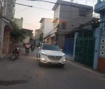 Cho thuê nhà để ở & làm văn phòng tại Bùi Thị Nhiên, nhà xây đầy đủ công năng. 3 oto tránh nhau