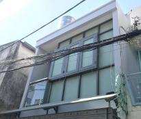 Nhà 1 lầu/nở hậu, hẻm 4m đường Ba Đình P10 Q8