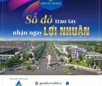 Bán Đất Khu Đô Thị GEM SKY WORLD - Long Thành Đồng Nai giá tốt vị trí đẹp