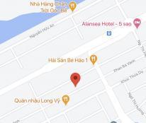 Bán lô đất MT Phan Bá Vành, khu biệt thự HarBour Villa. DT: 10x15m, gần sông, giá: 6.2 tỷ