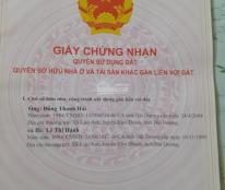Chính chủ bán đất trên trục đường chính DT 117m2, tại KĐT Mật Sơn, Chí Linh, Hải Dương