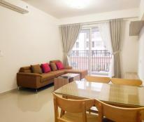 Nhà trống khách ở liền bất cứ lúc nào! Cho thuê Golden Mansion 3 phòng ngủ, căn góc view hồ bơi