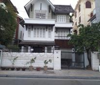 Chính chủ bán hoặc cho thuê biệt thự khu 1.3 ha phường Quảng An.Đừơng Đặng Thai Mai Quận tây Hồ.