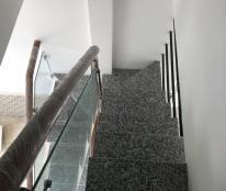 Bán nhà trệt 1 lầu, 2 phòng ngủ, đường bê tông 3m, Lê Văn Lương. Sổ riêng, hỗ trợ vay ngân hàng