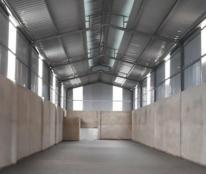 Cho thuê kho, nhà xưởng, Thạnh Lộc, Quận 12, Tp. HCM diện tích 310m2, giá 21.5 triệu/tháng