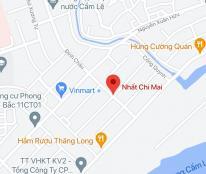 Bán nhà mặt phố đường Nhất Chi Mai, Phường Hòa Thọ Đông, Quận Cẩm Lệ. DT: 175m2, giá: 7.5 tỷ