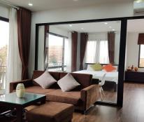 Cho thuê căn hộ dịch vụ tại Xuân Diệu, Tây Hồ, 50m2, 1PN, nội thất mới hiện đại