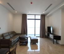 Cho thuê căn hộ chung cư Sun Grand City Tây Hồ, 2PN, 90m2, full đồ giá 24tr/th, 0974429283