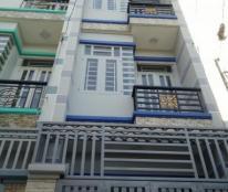 Chính chủ bán gấp nhà HXH 7m Nguyễn Văn Lượng, GV, DT 4.8x14m, lửng 3 Lầu, giá chỉ 5.9 tỷ
