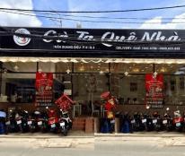 Cho thuê nhà mặt tiền Trần Quang Diệu, P. 9, Quận 3