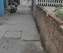 Bán lô góc 2 mặt tiền chia 3 lô xây nhà không mất đất tại An Trì, Hồng Bàng