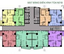 Duy nhất: Căn hộ to 123m2, 3PN chung cư K35 Tân Mai giá chỉ 27,5 tr/m2