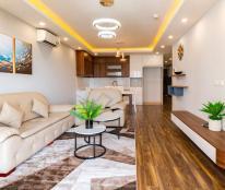 Cho thuê căn hộ D'Le Roi Soleil 59 Xuân Diệu, căn hộ 113m2, 3PN, full nội thất, view Hồ Tây 37tr/th