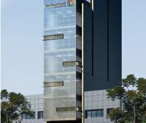 Bán toà nhà văn phòng 9 tầng mặt phố Mễ Trì Thượng - Nam Từ Liêm, giá 64 tỷ