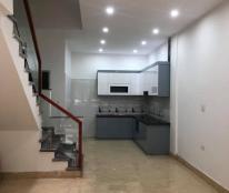 Mình bán hộ chủ đầu tư căn nhà 4 tầng xây mới trong khu HimLam Hùng Vương