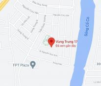 Cần bán đất đường Vùng Trung 17, Ngũ Hành Sơn. Đối diện công viên DT 100m2 giá 3,5tỷ