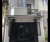 Nhà mặt tiền nội bộ kinh doanh, đường Số 4, quận Bình Tân, DT 64m2