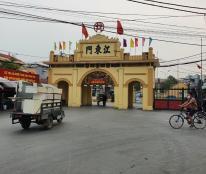 Cần bán 36m2 đất thị trấn Trạm Trôi, Hoài Đức ô tô đỗ cổng giá cực rẻ LH 0975.02.77.48