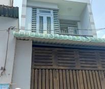Bán nhà mới xây 2 lầu, bốn phòng ngủ đường Nguyễn Ảnh Thủ, quận 12. Giá 2 tỷ 450tr, SD 120m2