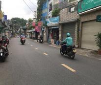 Bán nhà hẻm kinh doanh 6m Trần Quang Diệu, gần mặt tiền, DT: 4.3x16m nở hậu, nhà 4 lầu mới