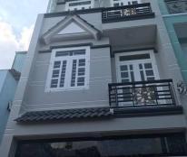 Nhà 1 trệt 2 lầu, hẻm xe hơi, sổ hồng riêng giá chỉ 2.45 tỷ đường Nguyễn Ánh Thủ, Q. 12