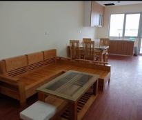Cho thuê căn hộ 60m2 2PN 2WC chung cư 536A Minh Khai cạnh Times City