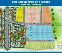 Chủ cần bán lô đất đẹp KDC Apec City, đường Số 9, phường Trường Thọ, TP Thủ Đức, Tp Hồ Chí Minh