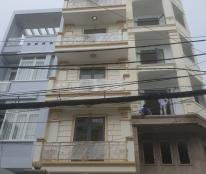 Bán gấp nhà mặt tiền Nguyễn Văn Đậu, Bình Thạnh 4x18m, 6 tầng thang máy