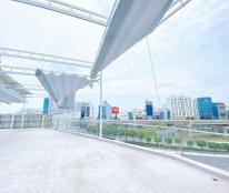 Cho thuê mặt bằng rooftop khu vực Vinhomes Tân Cảng- Landmark 81 view siêu ngầu- sàn DT lớn