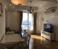 Cần cho thuê 1PN riêng 60m2, tone sáng ở chung cư cao cấp The Manor, giá tốt
